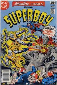 Adventure Comics (1938 series) #456, Fine+ (Stock photo)