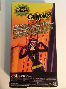 Barbie Collector Batman 66 Classic TV Series Catwoman doll Mint in sealed box