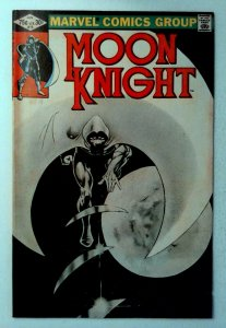 Moon Knight #15 Marvel 1982 VF- Bronze Age 1st Appearance of Xenos Comic Book
