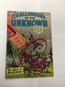 Challengers Of The Unknown 7 4.5 Very Good+ Vg+