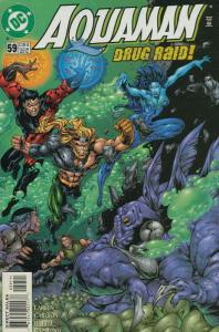 Aquaman (5th Series) #59 VF/NM; DC | save on shipping - details inside