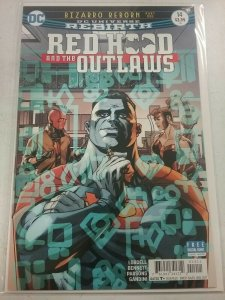 Red Hood and the Outlaws #14 DC Comics NW26