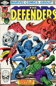 Defenders, The #108 VF/NM; Marvel | save on shipping - details inside