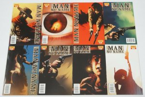 the Man With No Name #1-11 VF/NM complete series - CLINT EASTWOOOD christos gage