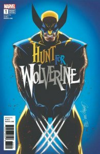 HUNT FOR WOLVERINE 1 J SCOTT CAMPBELL CALGARY FAN EXPO CONVENTION VARIANT NM