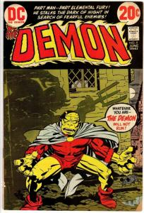 DEMON (1972) 9 G-VG June 1973