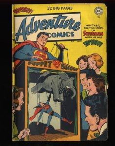Adventure Comics #158 VG 4.0
