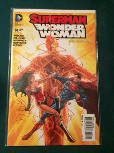 Superman/Wonder Woman #14 The New 52