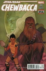 Chewbacca #3 VF; Marvel | save on shipping - details inside