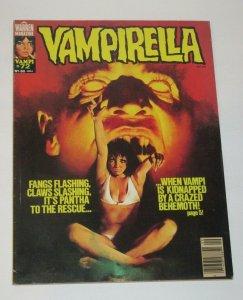 Vampirella #72 Warren Magazine September 1978 VF/NM