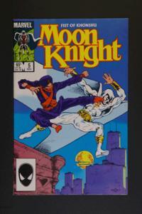 Moon Knight #5 November 1985