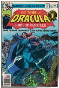 TOMB OF DRACULA 68 F-VF  Feb. 1979
