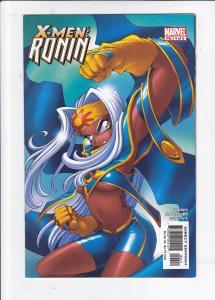 X-Men: Ronin #4