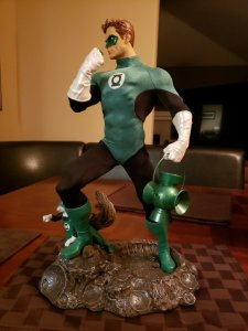 GREEN LANTERN STATUE 1:4 MUSEUM QUALITY DC DIRECT -- 228 OF 1200