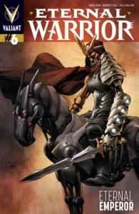 Eternal Warrior (2013 series) #6, NM (Stock photo)