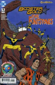 Booster Gold/The Flintstones Special #1 VF/NM; DC | save on shipping - details i