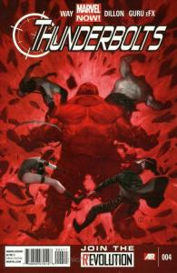 Thunderbolts (2nd Series) #4 VF; Marvel   save on shipping - details inside