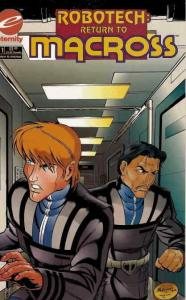 Robotech: Return to Macross #11 FN; Eternity   save on shipping - details inside