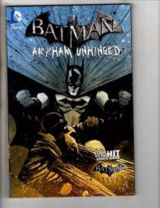 Batman Arkham Unhinged Vol. # 4 DC Comics TPB Graphic Novel Comic Book J279