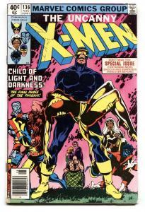 X-Men #136 1980 comic book Marvel Comics-Phoenix Death