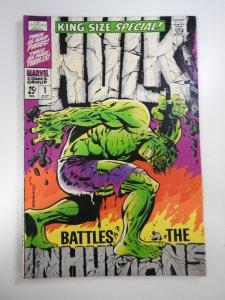The Incredible Hulk Annual #1 (1968)