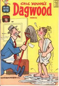 DAGWOOD (1950-1965) 117 VF-NM Jan. 1961 COMICS BOOK
