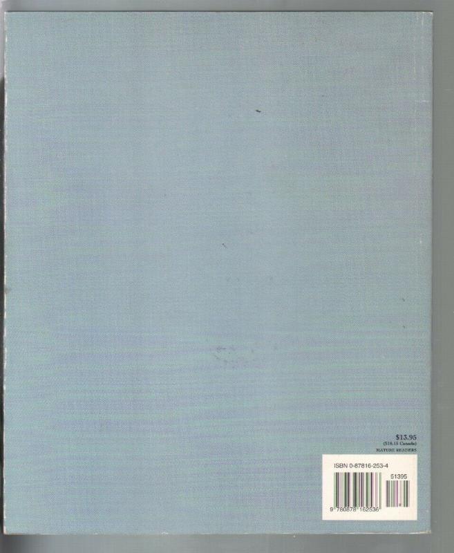 Frank Frazetta Pillow Book-1994-Frazetta color art-2nd printing-VG