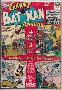 Batman   vol. 1  Annual   # 7 GD