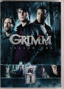 Grimm Season 1 DVD Series by Buffy and Angel Co-producer