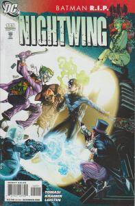 BATMAN R.I.P. - NIGHTWING #149  - NEW - BAGGED & BOARDED