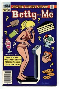 Betty and Me #136 GGA-DeCarlo Betty Swimsuit Diet cover