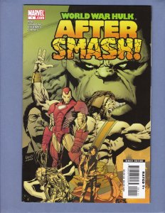 World War Hulk After Smash #1 VF Marvel 2008