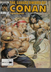 Savage Sword of Conan #153 (Marvel, 1988)