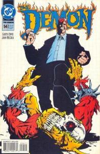 Demon (1990 series) #54, NM- (Stock photo)
