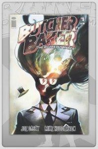 Butcher Baker The Righteous Maker #5 (2011) NM