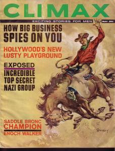 CLIMAX 1962 MAY-ANTONIO ROCCA-SECRET NAZI GROUPS VG