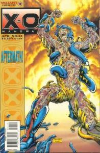 X-O Manowar (1992 series) #41, NM (Stock photo)