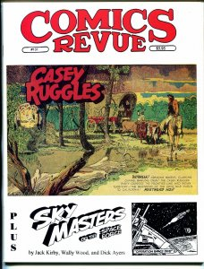 Comics Revue #131 1997-Tufts-Casey Ruggles-Phantom-Modesty Blaise-Tarzan-VF