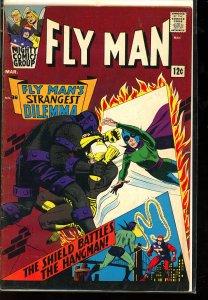 Fly Man #36 (1966)