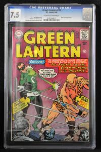 Green Lantern #39 (DC, 1965) CGC 7.5