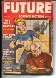 Future Science Fiction-Pulp-1/1952-Bryce Walton-Ross Linden