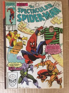 The Spectacular Spider-Man #169 (1990)