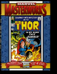 MARVEL MASTERWORKS Mighty Thor Issues 111-120 Marvel Comic Book HARDCOVER NP13