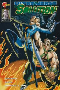 Solution, The #15 VF/NM; Malibu | save on shipping - details inside