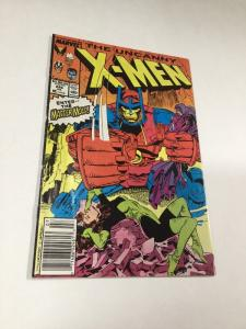 Uncanny X-Men 246 Fn/Vf Fine/Very Fine 7.0 Marvel Comics