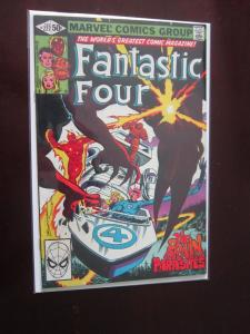 Fantastic Four #227 Direct - 6.0 - 1981