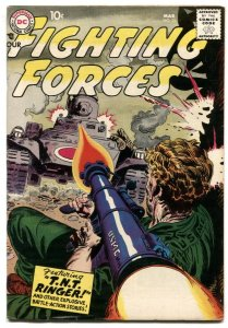 Our Fighting Forces #31-1958-DC silver age war coming VF-