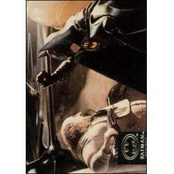 1992 Topps Stadium Club Batman Returns THE PENGUIN & BATMAN #19