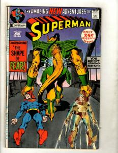 Lot Of 6 Superman DC Comic Books # 241 247 272 273 282 (2) Green Lantern GK5