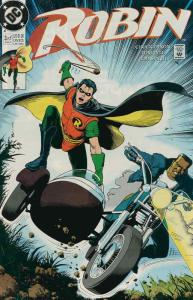 Robin (Mini-Series) #3 VF/NM; DC | save on shipping - details inside